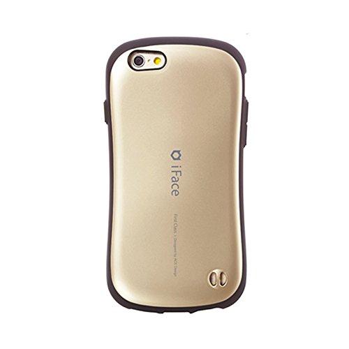 【iPhone6/6S(4.7inch)】iPhone6S ケース iPhone6S ケース iFace First Class ipone6 アイフェイスファーストクラス アイフォン6 正規品 衝撃吸収 (ゴールド) [並行輸入品]