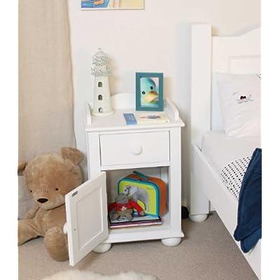 Nutkin Childrens Bedside Cabinet