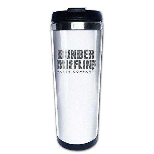 GPOPA Dunder Mifflin Paper Inc Coffee Mugs/Travel Mugs (Dunder Mifflin Merchandise Mug compare prices)