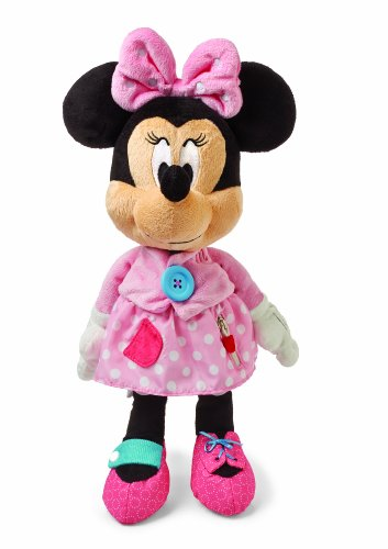 Toddler Minnie Mouse Dress front-6805