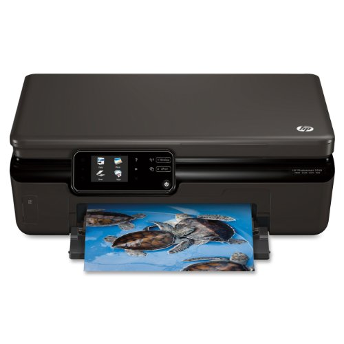 Hewlett Packard Photosmart 5510 Wireless Color Photo Printer