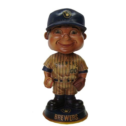 Picture of Vintage Bobble Heads - Milwaukee Brewers (Bobble Head Figures)