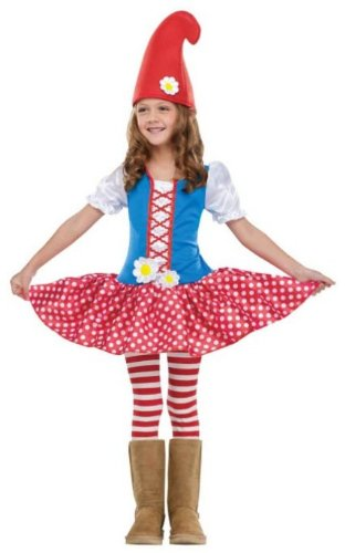 Costumes for all Occasions FW116111TS Gnome Girl Tdlr Sm 24 - 2t