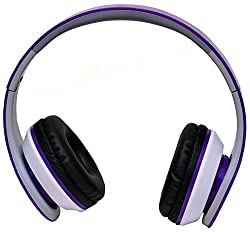 Hangout Consistance Stereo Headset HO-003 - Purple