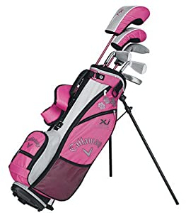XJ Series Junior Girls Set Ages 5-8 by Callaway