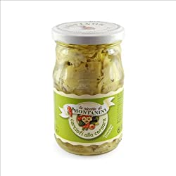 Montanini Artichokes with Herbs, 280g