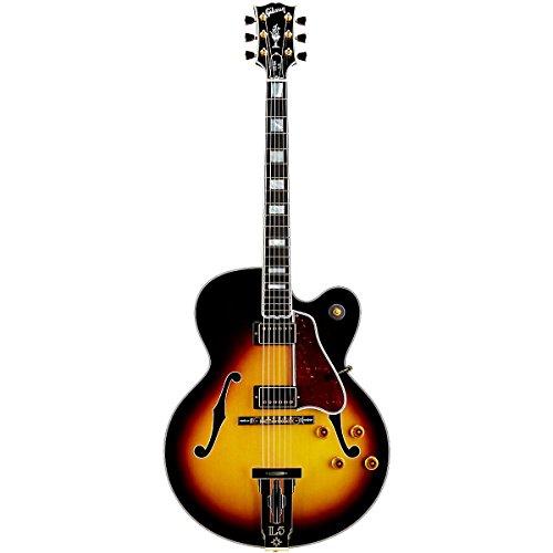 Gibson Custom Shop Hslcvsgh1 Hollow-Body Electric Guitar, Vintage Sunburst