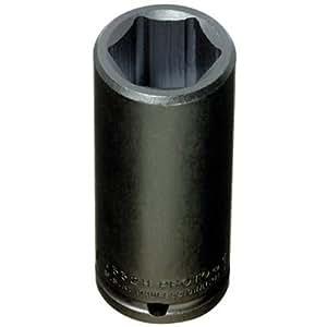 "Stanley Proto J7342H 6 Point 1/2"" Drive Impact Socket, 1-5/16"""