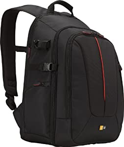 Case Logic DCB-309 SLR Camera Backpack -Black by Case Logic