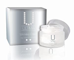 Ultima Wrinkles Eraser 3 IN 1 Day cream & Foundation, Multi Vitamins Nourishing Day Cream - Facial & Eye day cream, 50 ml / 1.7 Oz
