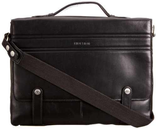 Hidesign Mens Byron Bag Black 12151A