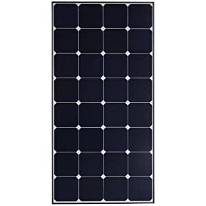 Grape Solar GS-S-100-TS 100 Watt Monocrystalline Off-Grid PV Solar Panel