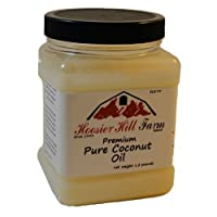 Hoosier Hill Farm Pure Coconut Popcorn Oil 1.5 lbs.