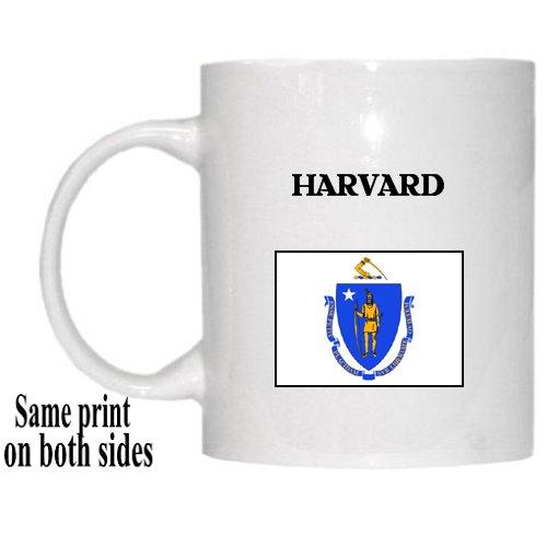 Harvard Mug