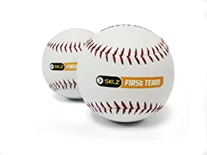 SKLZ Safety Ball (Pack of 2) - Reduced Impact Balls