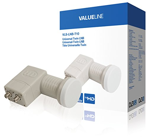 Valueline Universal Twin-LNB (0,3 dB)
