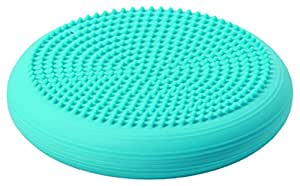 TOGU Balle-coussin Dyn-Air® SENSO® turquoise -33 cm