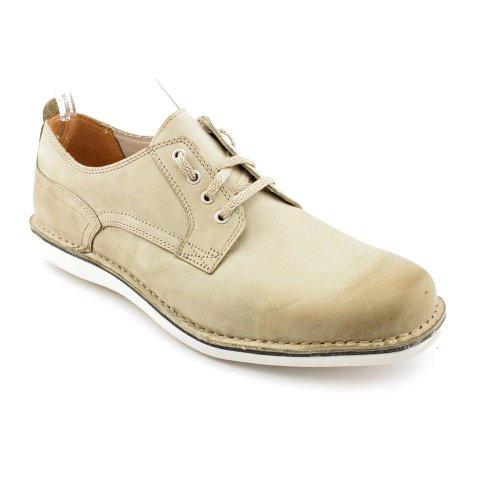 Rockport Eastern Standard PT Low Oxfords Shoes Tan Mens