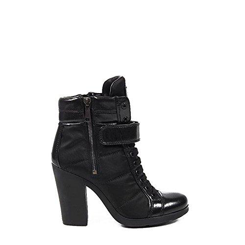 Stivaletti Donna Prada Linea Rossa 3TP020 3O8N F0002 - Colore - Nero, Taglia scarpa - 38
