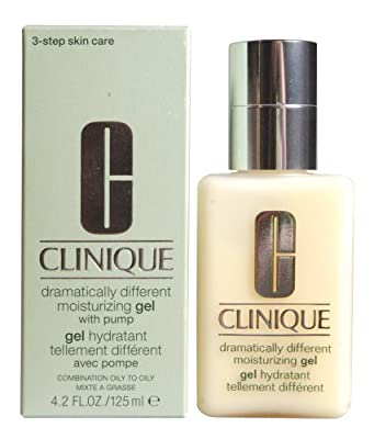 Dramatically Different Moisturising Gel By Clinique for Unisex, 4.2 Ounce