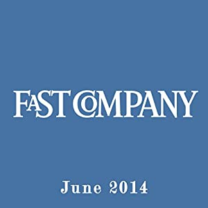 Audible Fast Company, June 2014 Periodical