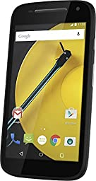Verizon Wireless Prepaid - Motorola Moto E 4G with 8GB Memory No-Contract Cell Phone