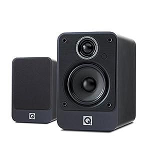 Q Acoustics 2010I Compact Bookshelf Speakers - (Pair) (Graphite)
