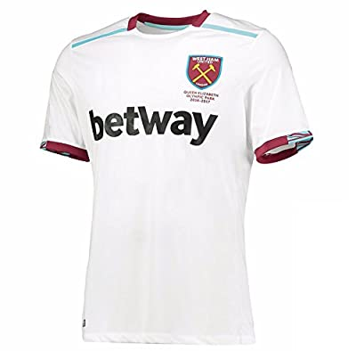 West Ham United 2016 2017 New Season Away Soccer Jersey