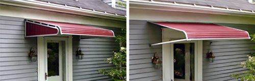 Aluminum Door Canopies