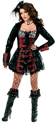 Forum Novelties Women's Halloween Couture Pearl The Pirate Costume