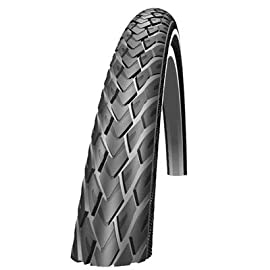 Schwalbe Marathon HS Cross/Hyrbid Bicycle Tire - Wire Bead