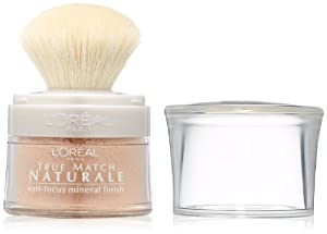L'Oreal Paris True Match Naturale Soft-Focus Mineral Finish