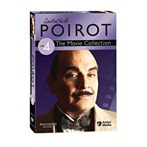 Agatha Christie's Poirot: The Movie Collection, Set 5 movie