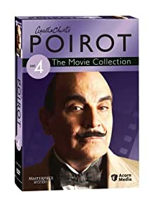 Agatha Christie's Poirot: The Movie Collection, Set 4