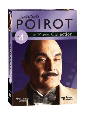 Agatha Christie's Poirot: The Movie Collection - Set 4
