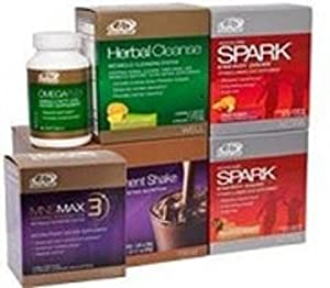 Advocare 24 Day Challenge w/ Multinutrient Dietary Supplement 3 and Chocolate Meal Replacement Shake