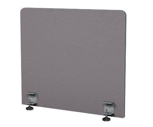 Galleon Clamp On Tackboard Desk Divider Fabric Privacy