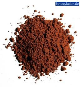 Vallejo Dark Red Ocre Pigment, 30ml