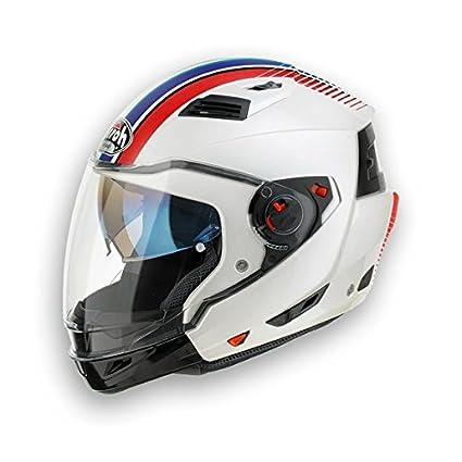 Airoh casque de moto eXS38 bureau blanc