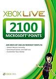Xbox Live 2100 Pts card Xbox 360