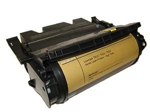 V7 TLK1T630 Replacement Toner Cartridge for Lexmark 12A7362 (Black)