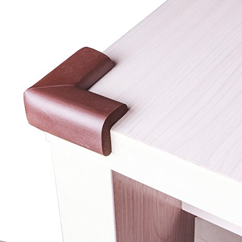 Lessissippi Thick High Density Childproofing Corner Guards Home Safety Furniture Table