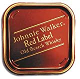 Johnnie Walker Red Label Waiter Tin Tray