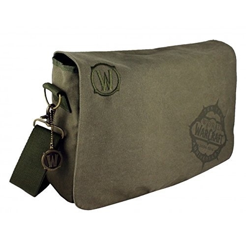 World of Warcraft 10th Anniversary Messenger Bag Blizzcon 2014