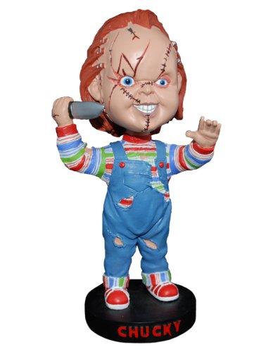 Picture of Bride of Chucky: Chucky Bobblehead (Bobble Head Figures)