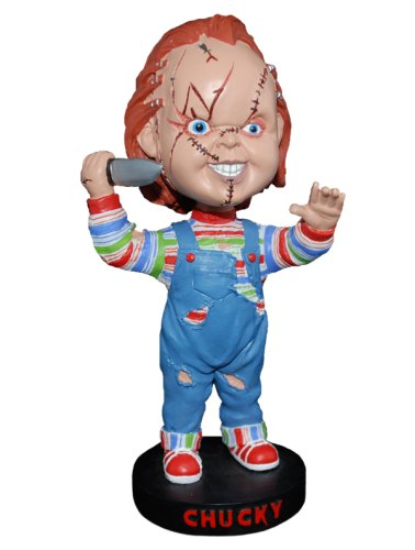 Chucky Bobblehead - Buy Chucky Bobblehead - Purchase Chucky Bobblehead (Hollywood Collectibles Group, Toys & Games,Categories)