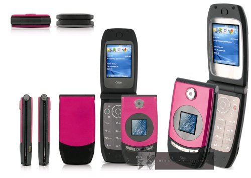 HTC Qtek 8500 (UK, Pink)