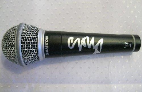 Corey Taylor Signed Samson Microphone Slipknot Vocalist Autograph Auto Psa/Dna
