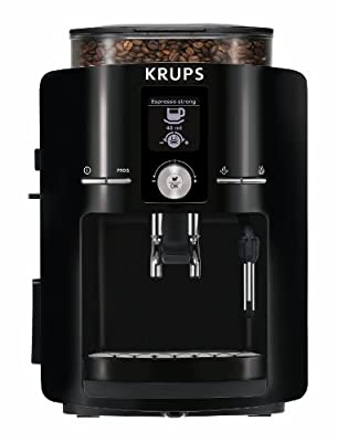 KRUPS Espresseria Full Automatic Espresso Machine by Krups