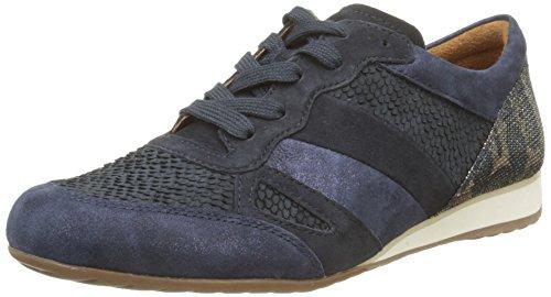 Gabor46-356-21 - Sneaker Donna, Blu (Blau (26 nightblue)), 38
